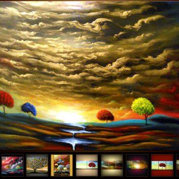 برخی از سبک های معروف نقاشی برخی از سبک های معروف نقاشی                          350x350