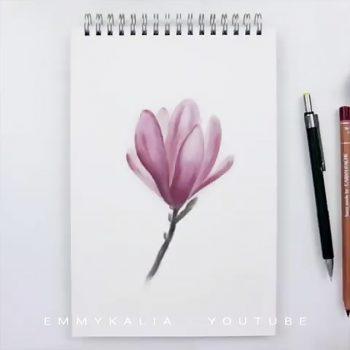 نقاشی بسیار زیبا با مداد رنگی حتما ببینید نقاشی بسیار زیبا با مداد رنگی حتما ببینید                                   350x350