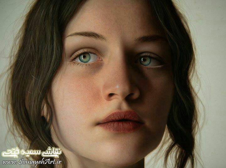 مدل نقاشی چهره مدل های نقاشی چهره و پرتره سری 2 مدل نقاشی چهره و پرتره سری 2 photo 2018 05 31 00 45 00
