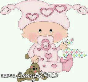 طرح خام کودکانه مناسب سیمسمونی و نوزاد طرح خام کودکانه مناسب سیمسمونی و نوزاد                                                                        4