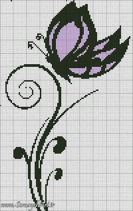 طرح پروانه برای نقاشی طرح پروانه برای نقاشی