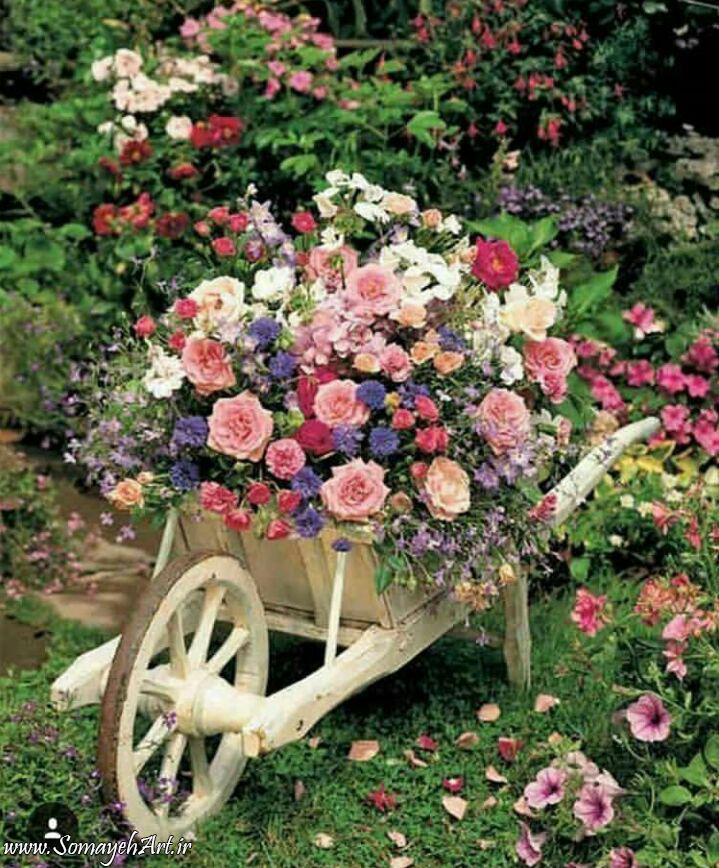 مدل نقاشی گل و گلدان گل مدل نقاشی گل و گلدان گل photo 2018 06 04 03 12 51