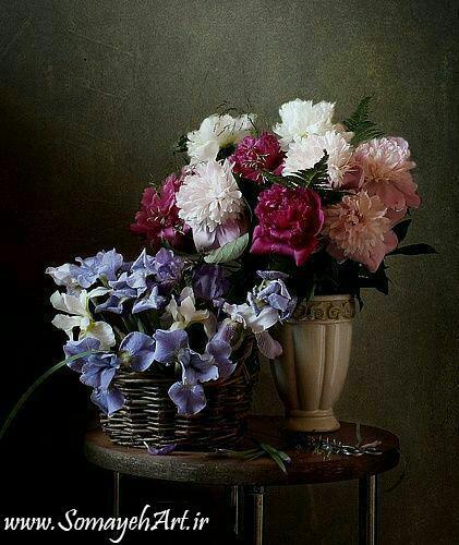 مدل نقاشی گل و گلدان گل مدل نقاشی گل و گلدان گل photo 2018 06 04 03 13 51