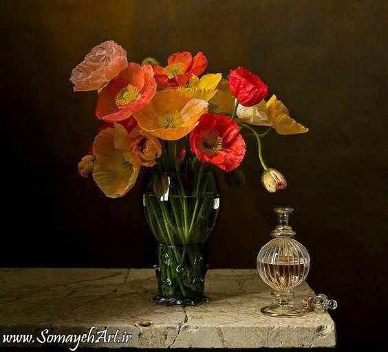 مدل نقاشی گل و گلدان گل مدل نقاشی گل و گلدان گل photo 2018 06 04 03 13 54