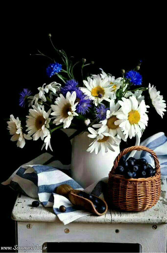 مدل نقاشی گل و گلدان گل مدل نقاشی گل و گلدان گل photo 2018 06 04 03 14 47