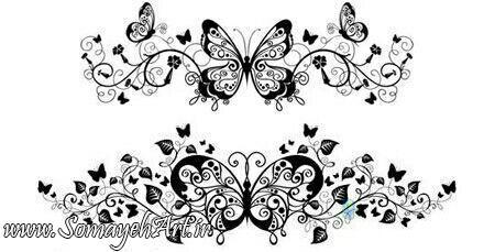 طرح پروانه برای نقاشی طرح پروانه برای نقاشی photo 2018 06 11 00 57 32 2