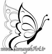 طرح پروانه برای نقاشی طرح پروانه برای نقاشی photo 2018 06 11 00 57 34 2