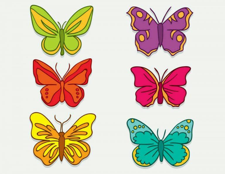 طرح پروانه برای نقاشی طرح پروانه برای نقاشی photo 2018 06 11 00 57 47 768x595