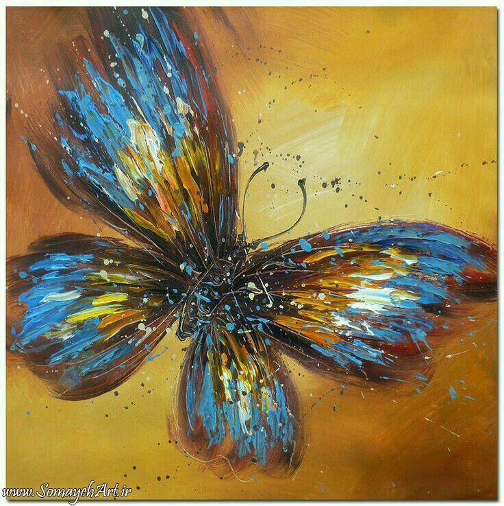 طرح پروانه برای نقاشی طرح پروانه برای نقاشی photo 2018 06 11 00 59 36