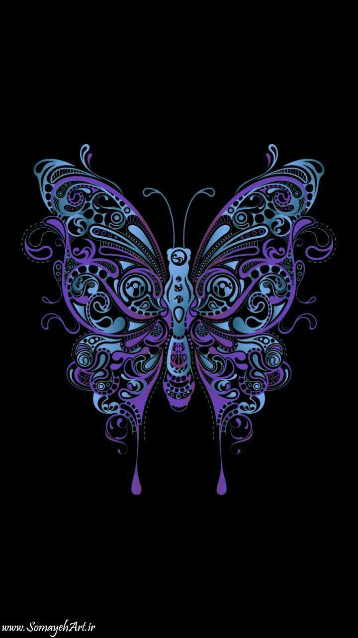 طرح پروانه برای نقاشی طرح پروانه برای نقاشی photo 2018 06 11 00 59 56