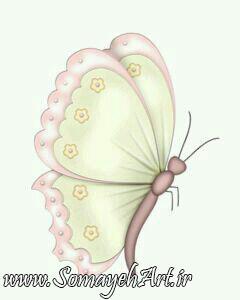 طرح پروانه برای نقاشی طرح پروانه برای نقاشی photo 2018 06 11 00 59 58