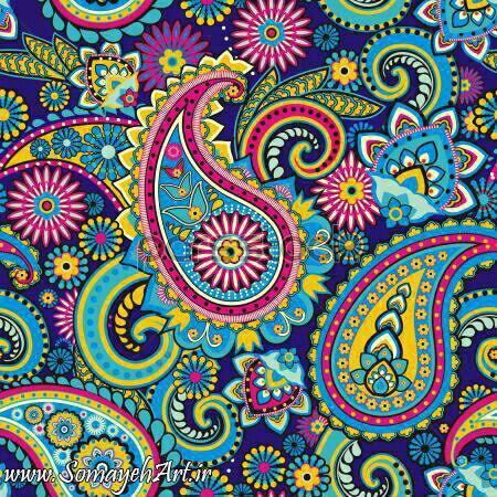 انواع طرح های بته جقه برای نقاشی انواع طرح های بته جقه برای نقاشی photo 2018 06 19 22 44 51