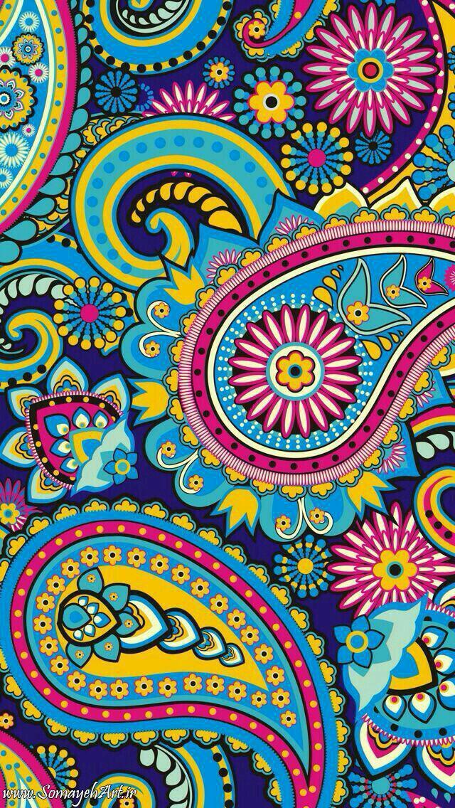 انواع طرح های بته جقه برای نقاشی انواع طرح های بته جقه برای نقاشی photo 2018 06 19 22 45 01