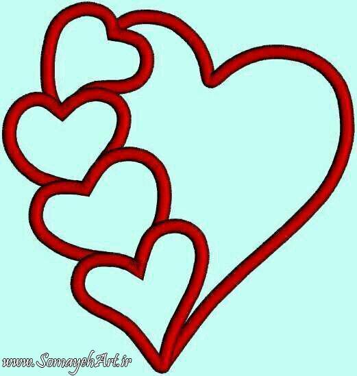 مدل نقاشی قلب - سری 1 مدل نقاشی قلب – سری 1 photo 2018 06 21 22 55 21