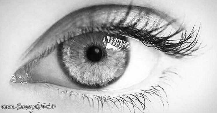 مدل نقاشی چشم مناسب برای نقاشی سیاه قلم مدل نقاشی چشم مناسب برای نقاشی سیاه قلم                                          5