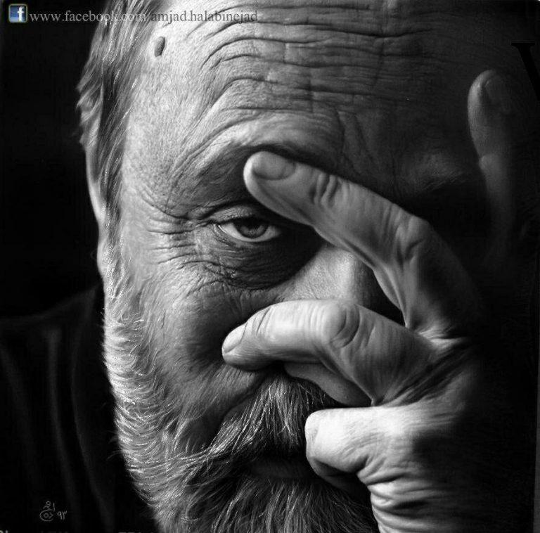 مدل نقاشی چهره پیرمرد سیاه قلم مدل نقاشی چهره پیرمرد سیاه قلم photo 2018 07 06 22 07 31 2 768x758