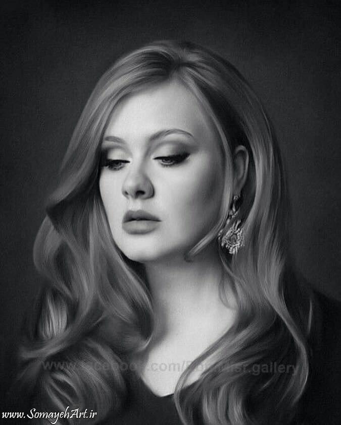 مدل نقاشی زن