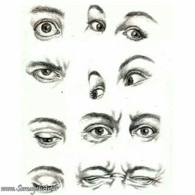 مدل نقاشی چشم مناسب برای نقاشی سیاه قلم مدل نقاشی چشم مناسب برای نقاشی سیاه قلم photo 2018 07 09 12 19 37