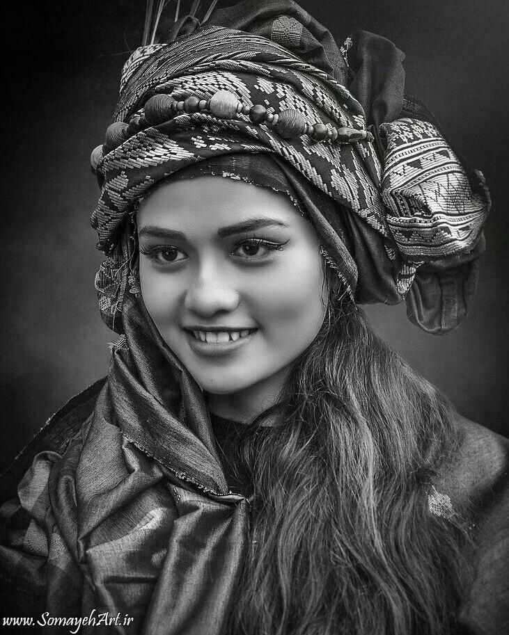 مدل نقاشی پرتره زن – پارت 1 photo 2018 09 14 22 56 04 2