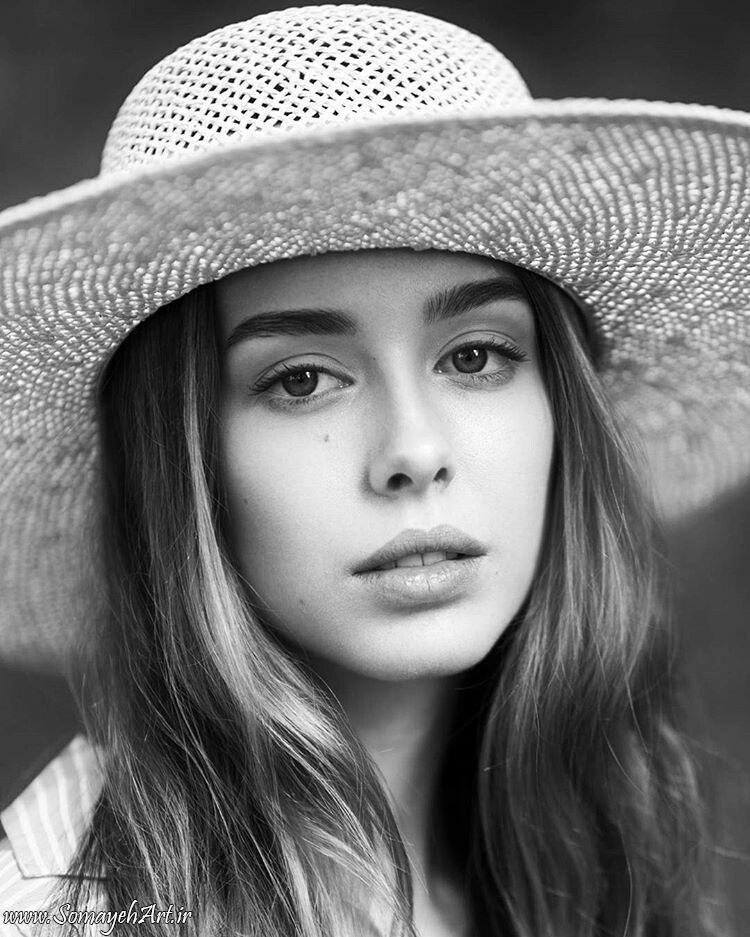 مدل نقاشی چهره زن سیاه قلم – پارت 2 photo 2018 09 16 22 07 03 2