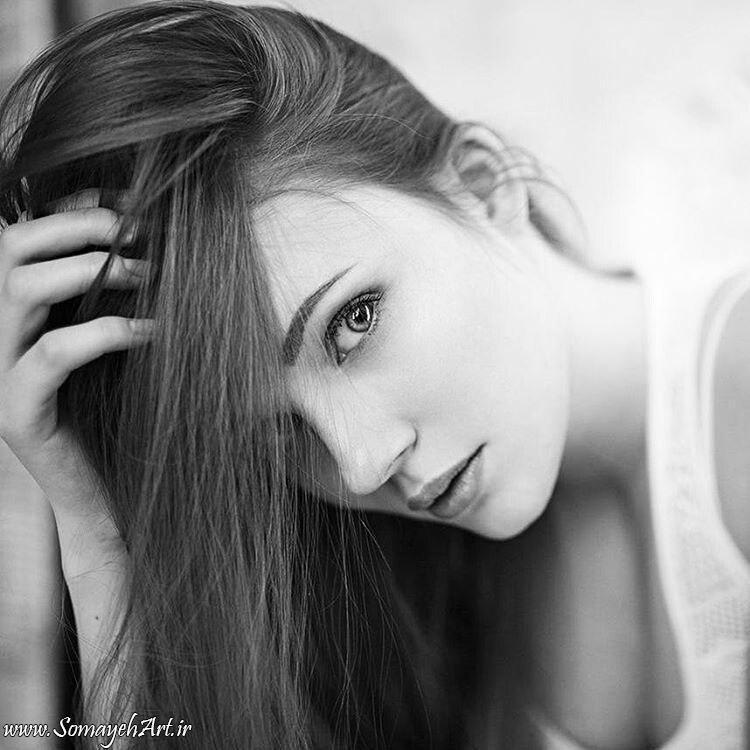 مدل نقاشی چهره زن سیاه قلم – پارت 2 photo 2018 09 16 22 07 04