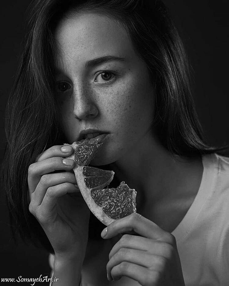 مدل نقاشی چهره زن سیاه قلم – پارت 2 photo 2018 09 16 22 07 08