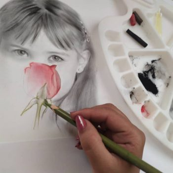 مدل نقاشی کودک  اجرای نقاشی مدل کودک                            350x350