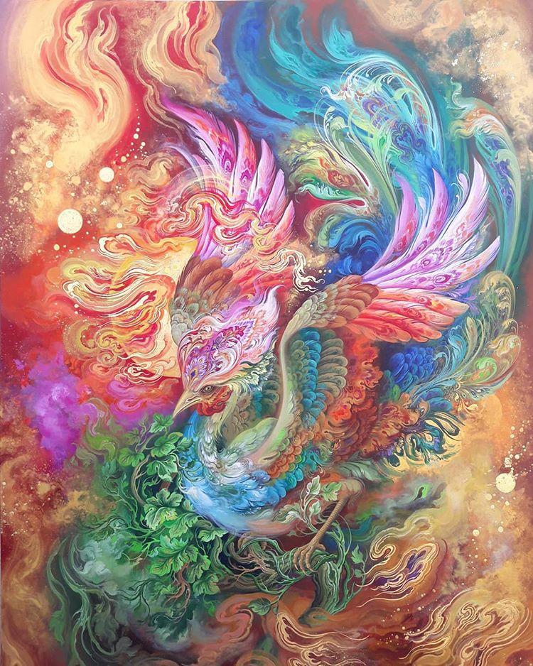 آشنایی با نگارگری ایرانی، نقاشی مینیاتوری