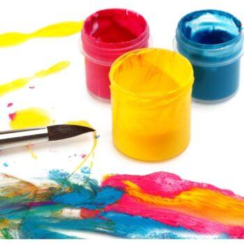 آموزش نقاشی با مدادرنگی به کودکان                                                          350x350